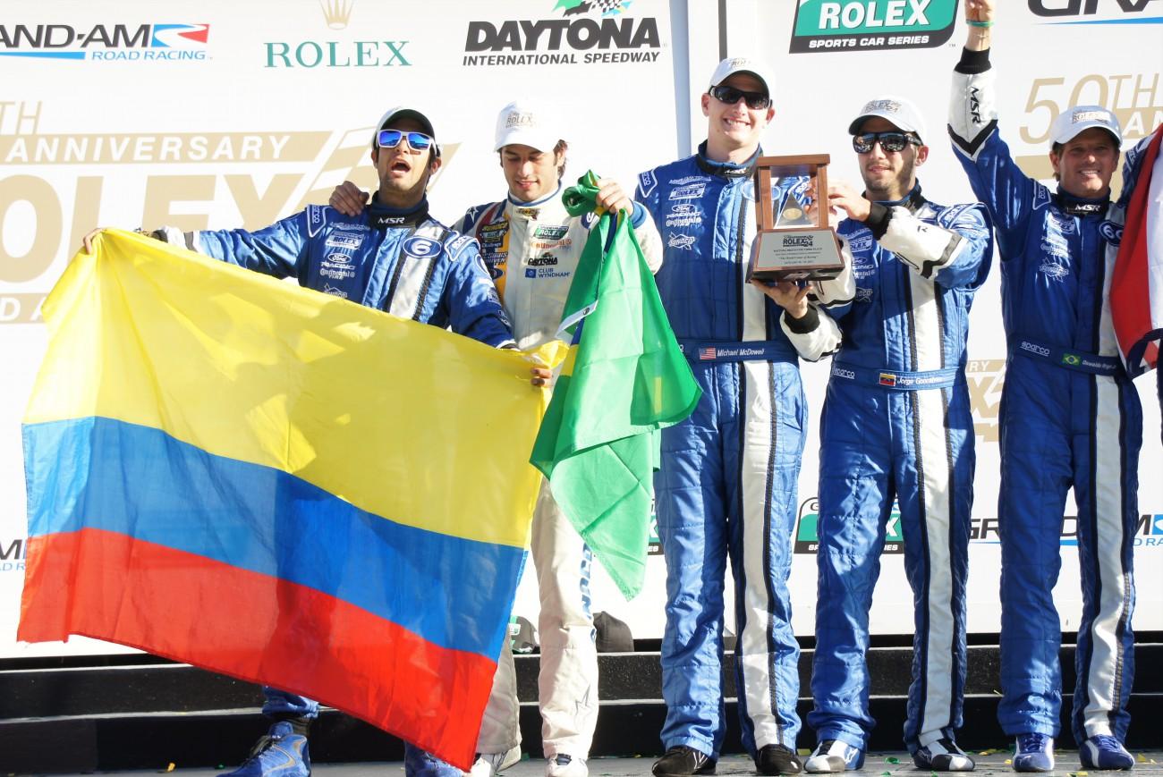 24 Horas de Daytona 2012
