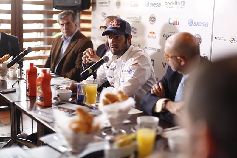 Rueda de prensa Le Mans