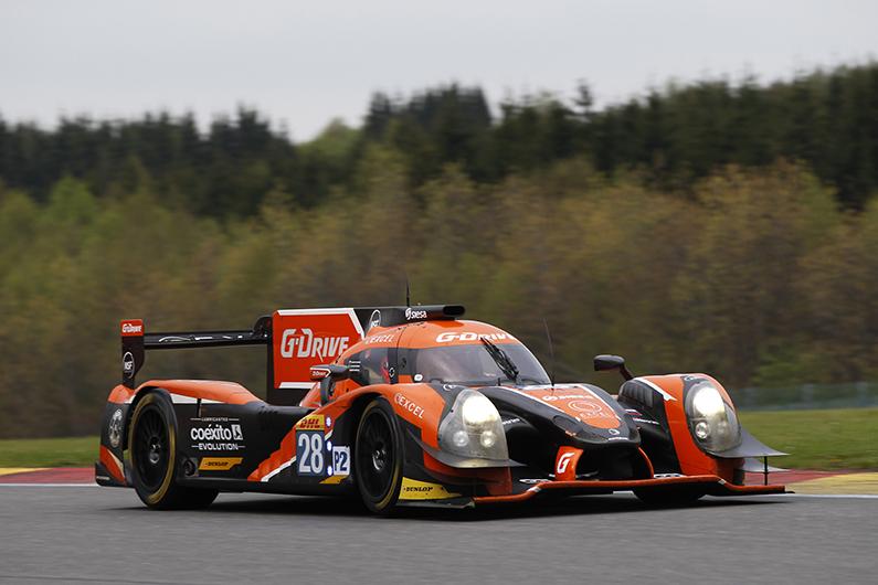FIA WEC Spa-Francorchamps