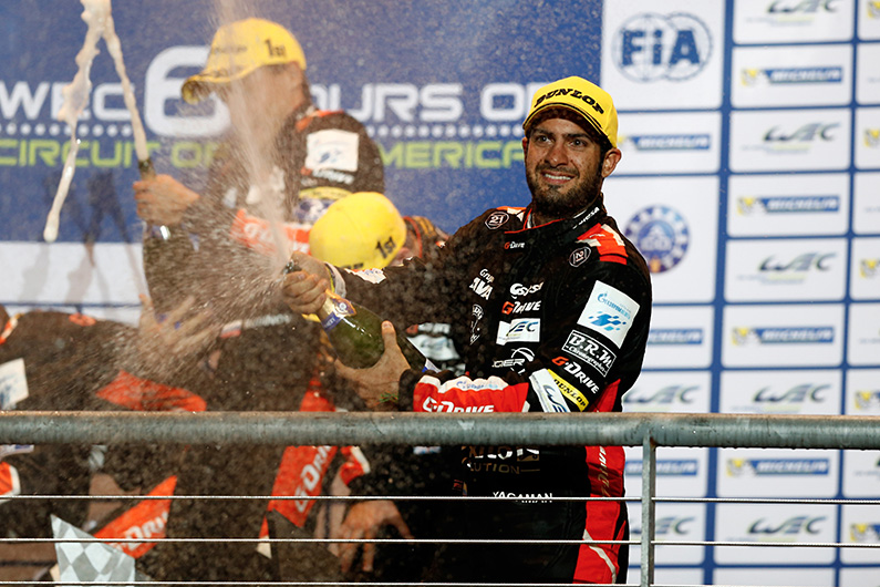FIA WEC Circuito de las Américas